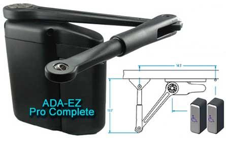Handicap Door Openers, PVI Wheelchair Ramps and Door Control Switches