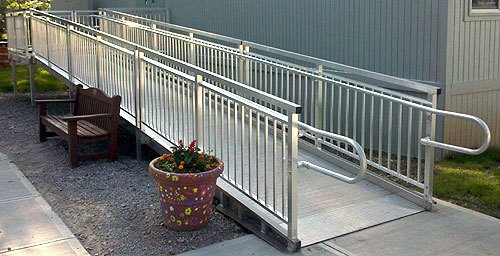 Commercial Ada Wheelchair Ramps