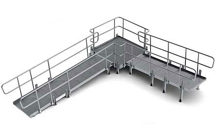 Commercial Ramps Portable Wheelchair Ramps